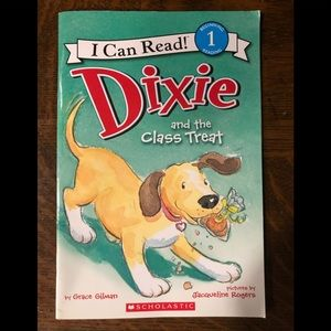 Dixie and the Class Treat by Grace Gilman